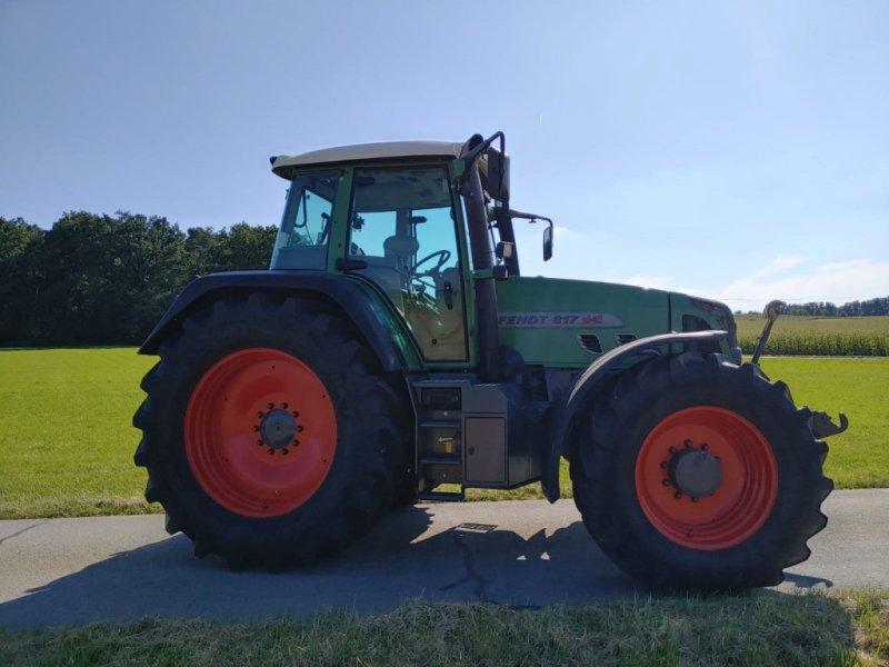 Traktor des Typs Fendt 817 Vario, Gebrauchtmaschine in Roßbach (Bild 4)