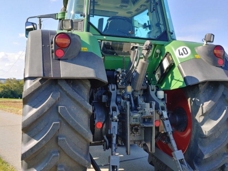 Traktor des Typs Fendt 817 Vario, Gebrauchtmaschine in Roßbach (Bild 6)