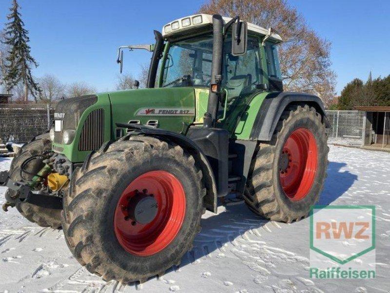 Traktor des Typs Fendt 817V, Gebrauchtmaschine in Herxheim (Bild 1)