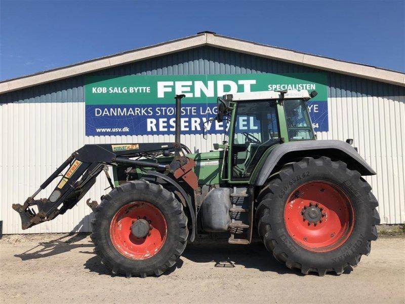 Traktor του τύπου Fendt 818 Favorit Med Stoll Rubust F51 Frontlæsser, Gebrauchtmaschine σε Rødekro (Φωτογραφία 1)
