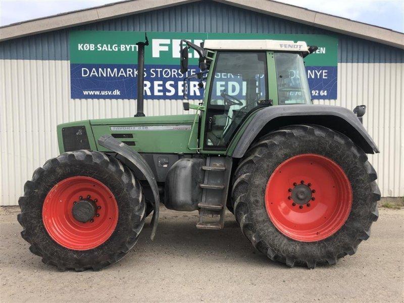 Traktor του τύπου Fendt 818 Favorit, Gebrauchtmaschine σε Rødekro (Φωτογραφία 1)