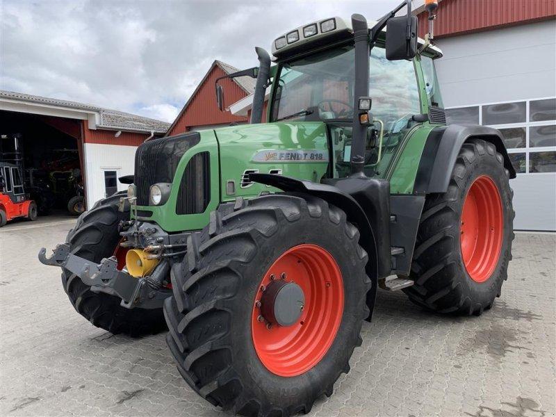 Traktor tip Fendt 818 PÅ VEJ HJEM!, Gebrauchtmaschine in Aalestrup (Poză 1)
