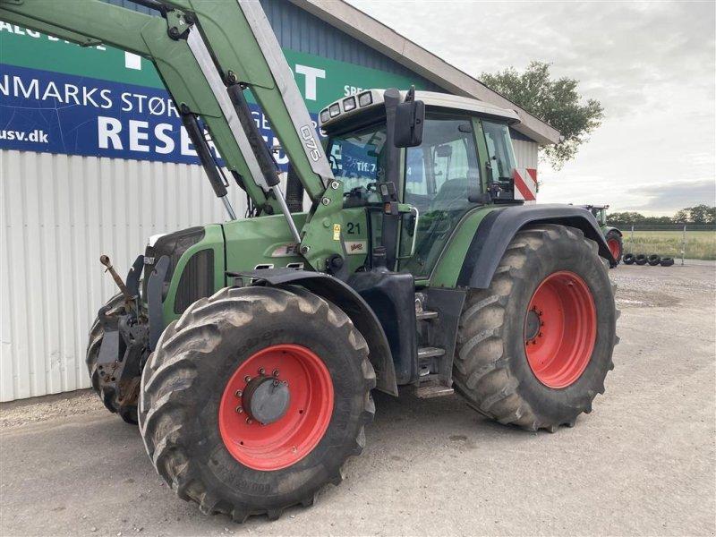 Traktor типа Fendt 818 TMS Vario med læsser Quicke Q75, Gebrauchtmaschine в Rødekro (Фотография 2)