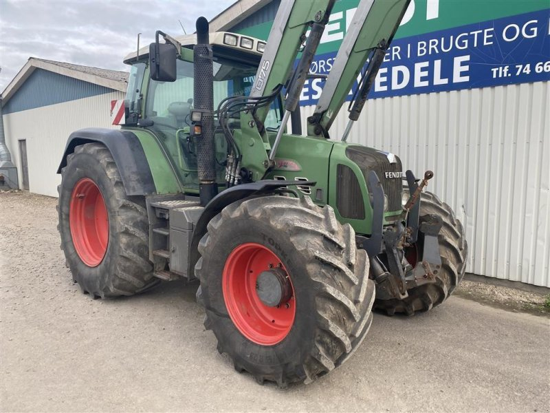 Traktor типа Fendt 818 TMS Vario med læsser Quicke Q75, Gebrauchtmaschine в Rødekro (Фотография 4)