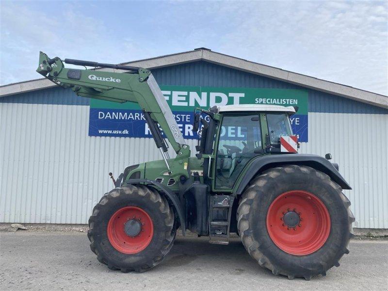 Traktor типа Fendt 818 TMS Vario med læsser Quicke Q75, Gebrauchtmaschine в Rødekro (Фотография 1)
