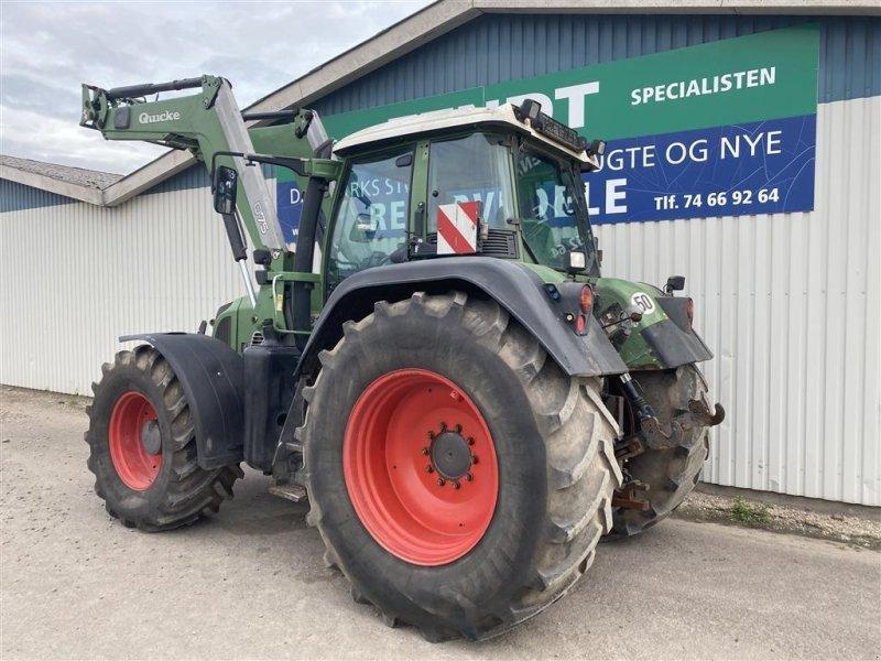 Traktor типа Fendt 818 TMS Vario med læsser Quicke Q75, Gebrauchtmaschine в Rødekro (Фотография 5)