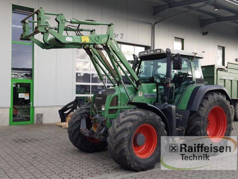 Traktor tipa Fendt 818 TMS, Gebrauchtmaschine u Preetz (Slika 1)