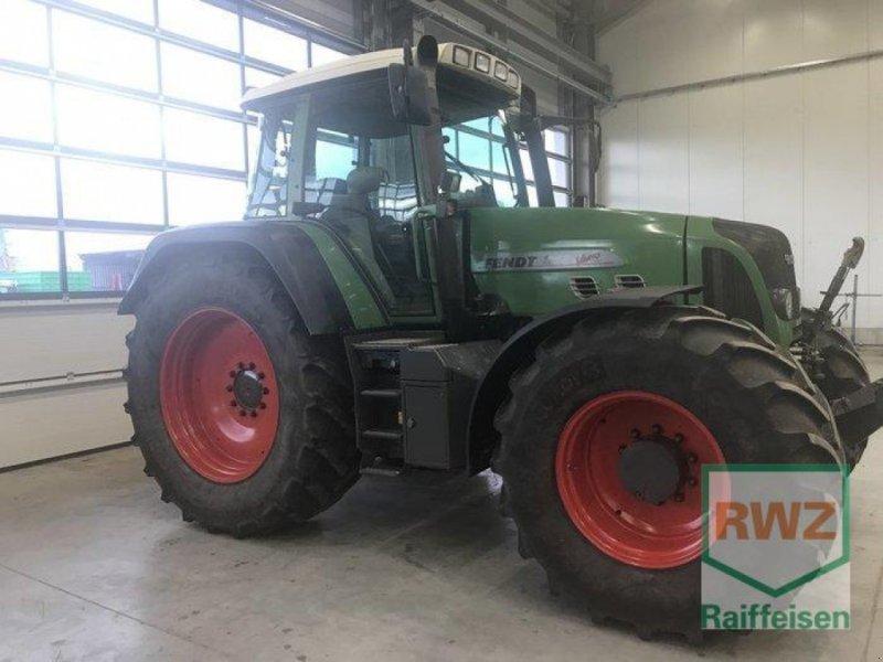 Traktor des Typs Fendt 818 Vario gebr. Schlepper, Gebrauchtmaschine in Mutterstadt (Bild 4)