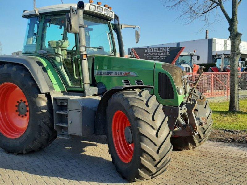 Traktor του τύπου Fendt 818 Vario TMS met Fronthef, Gebrauchtmaschine σε Schoonebeek (Φωτογραφία 1)