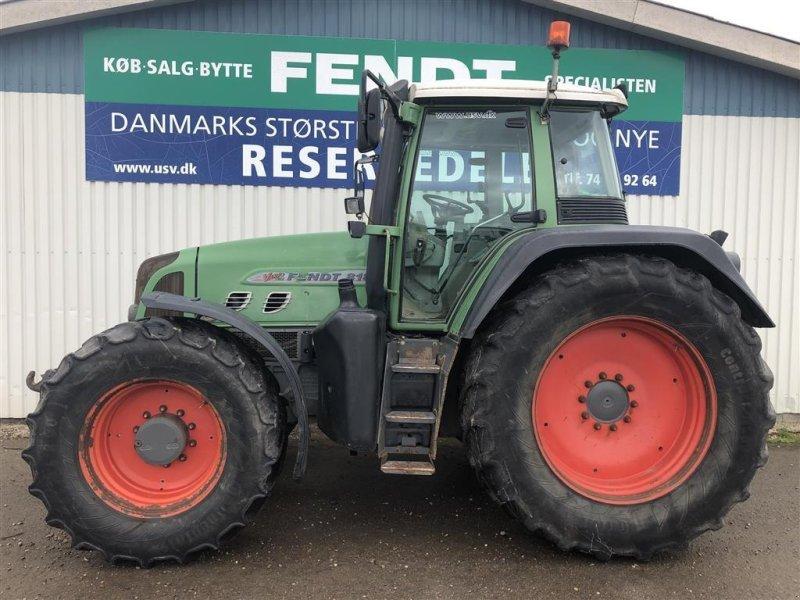 Traktor του τύπου Fendt 818 Vario TMS, Gebrauchtmaschine σε Rødekro (Φωτογραφία 1)