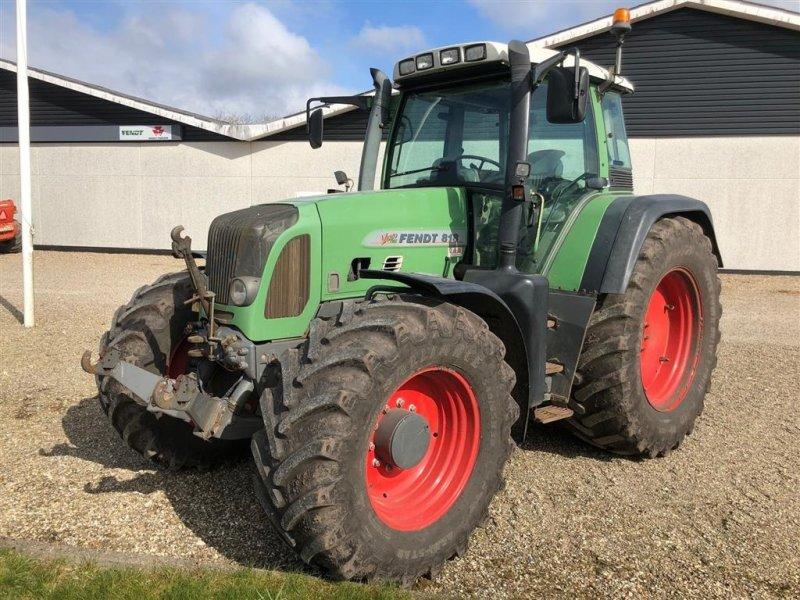 Traktor του τύπου Fendt 818 Vario, TMS, Gebrauchtmaschine σε Holstebro (Φωτογραφία 1)