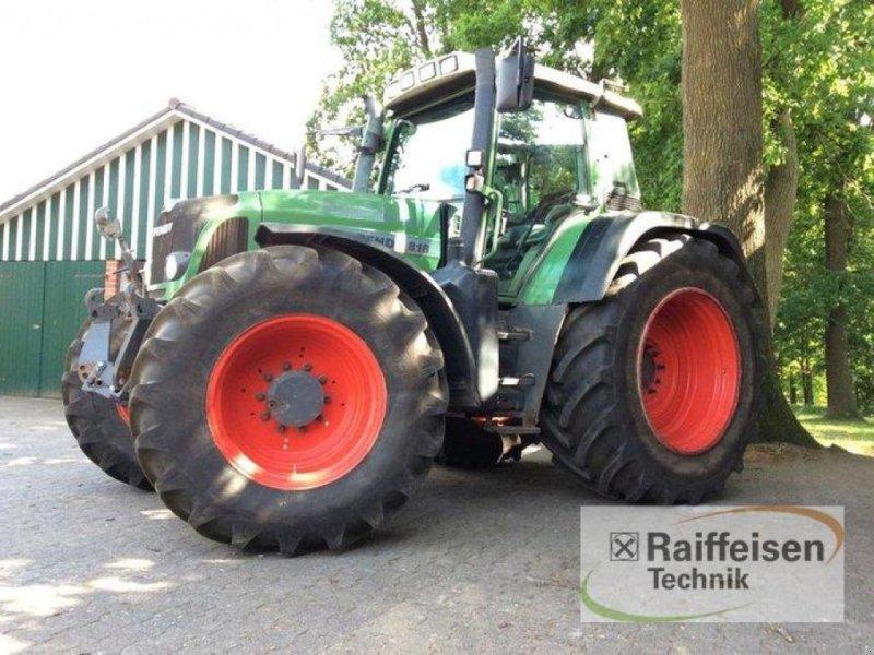 Traktor des Typs Fendt 818 Vario TMS, Gebrauchtmaschine in Elmenhorst-Lanken (Bild 10)