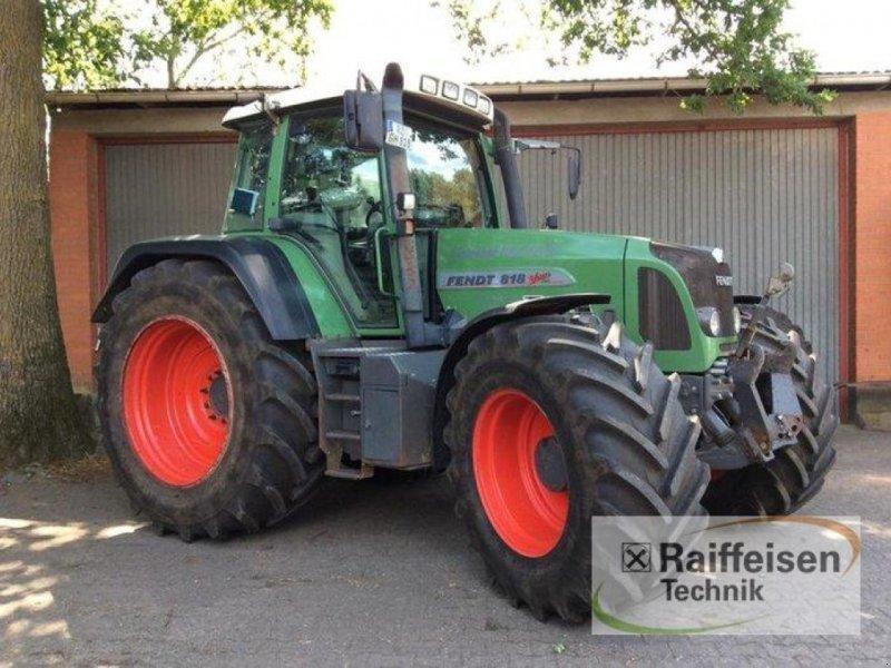 Traktor des Typs Fendt 818 Vario TMS, Gebrauchtmaschine in Elmenhorst-Lanken (Bild 8)