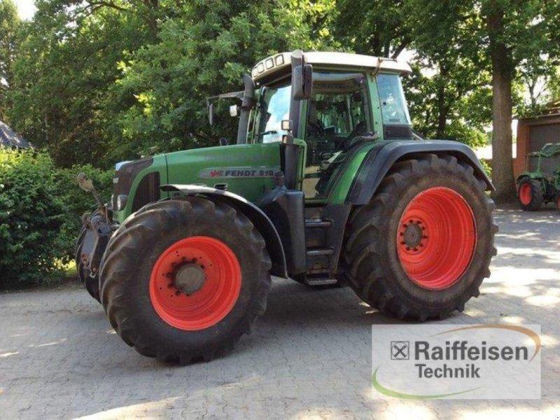 Traktor des Typs Fendt 818 Vario TMS, Gebrauchtmaschine in Elmenhorst-Lanken (Bild 4)