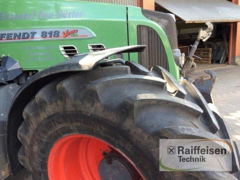 Traktor des Typs Fendt 818 Vario TMS, Gebrauchtmaschine in Elmenhorst-Lanken (Bild 6)