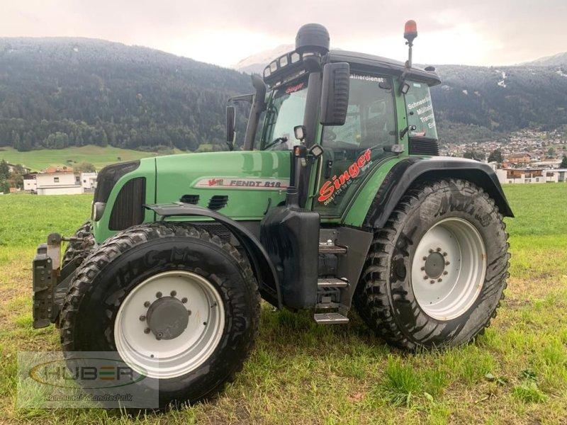 Traktor des Typs Fendt 818 Vario TMS, Gebrauchtmaschine in Kundl/Tirol (Bild 1)