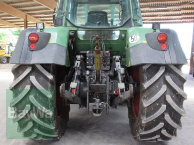 Traktor des Typs Fendt 818 Vario TMS, Gebrauchtmaschine in Erbach (Bild 5)