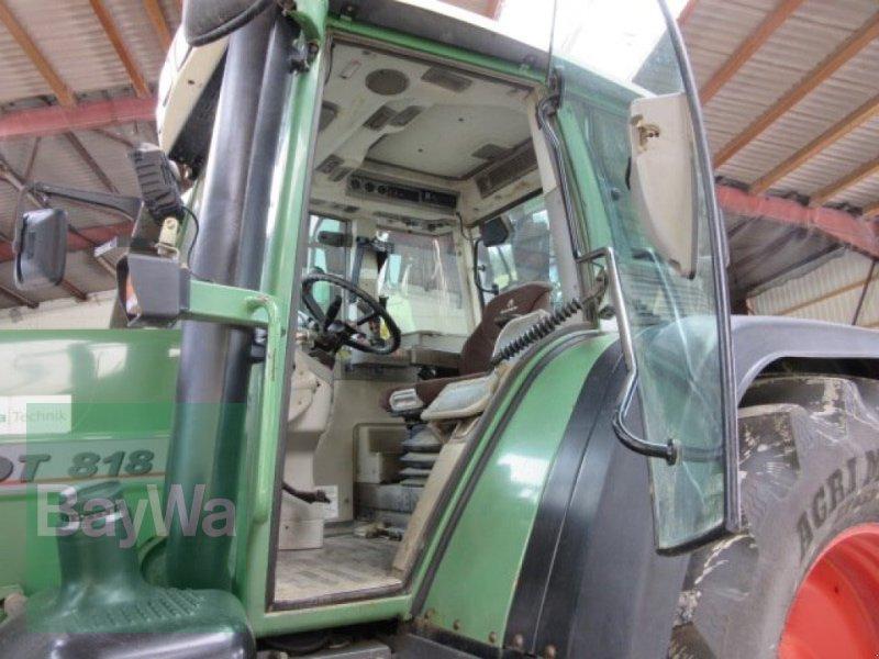 Traktor des Typs Fendt 818 Vario TMS, Gebrauchtmaschine in Erbach (Bild 6)