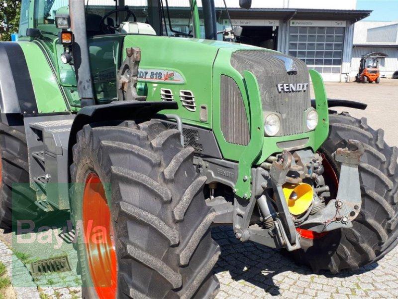 Traktor des Typs Fendt 818 Vario TMS, Gebrauchtmaschine in Langenau (Bild 2)