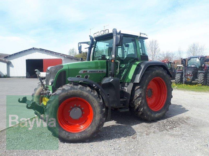 Traktor des Typs Fendt 818 Vario TMS, Gebrauchtmaschine in Altshausen (Bild 1)