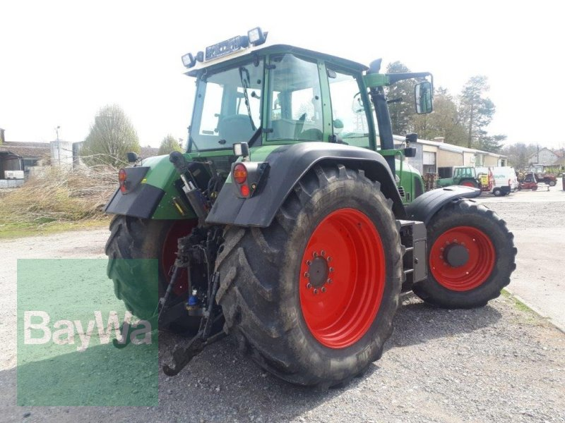 Traktor του τύπου Fendt 818 Vario TMS, Gebrauchtmaschine σε Altshausen (Φωτογραφία 6)