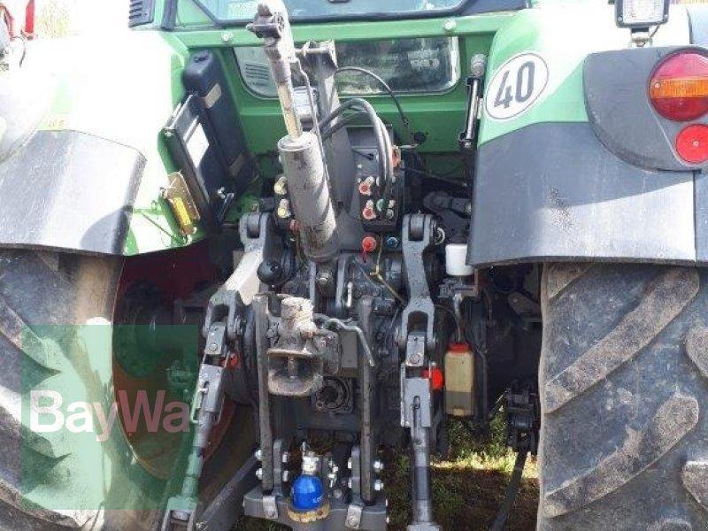 Traktor του τύπου Fendt 818 Vario TMS, Gebrauchtmaschine σε Altshausen (Φωτογραφία 7)
