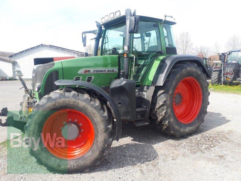 Traktor του τύπου Fendt 818 Vario TMS, Gebrauchtmaschine σε Altshausen (Φωτογραφία 8)