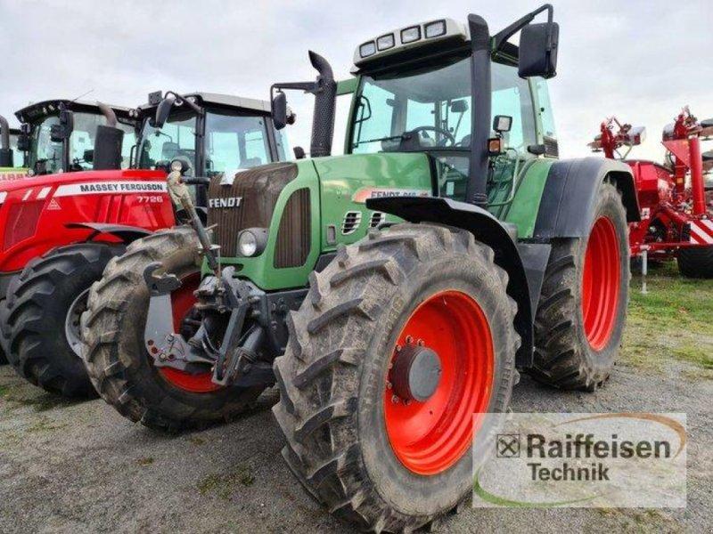 Traktor des Typs Fendt 818 Vario TMS, Gebrauchtmaschine in Kruckow (Bild 1)