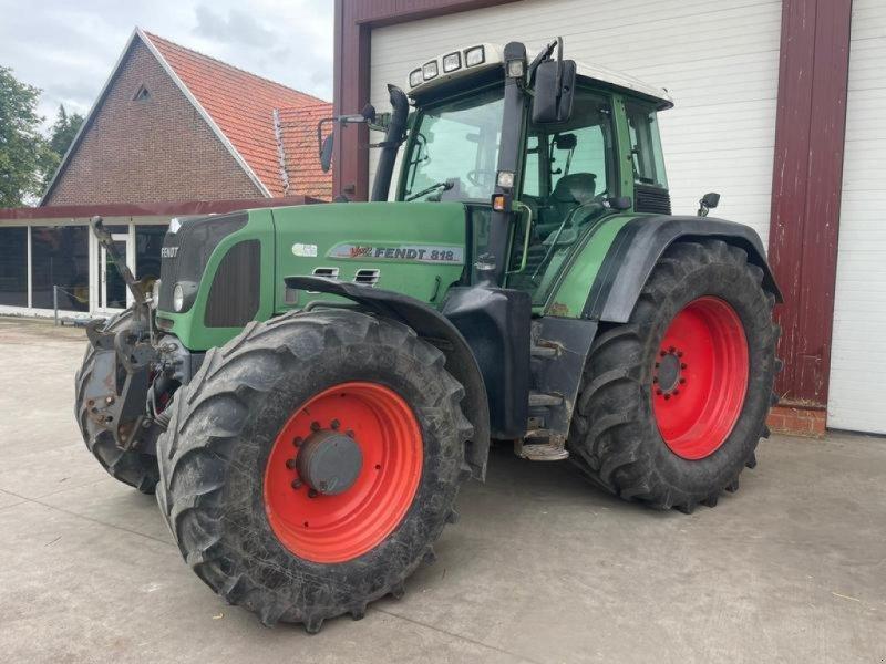 Traktor des Typs Fendt 818 Vario TMS, Gebrauchtmaschine in Ostercappeln (Bild 1)