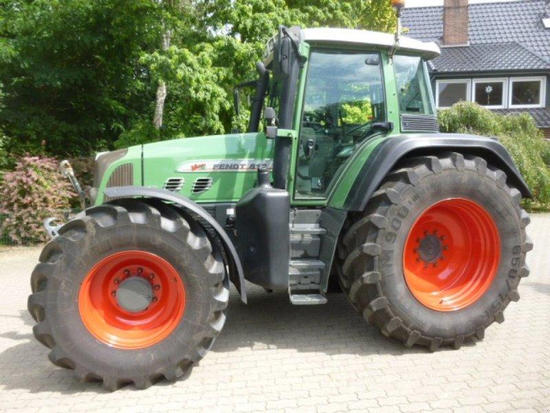 Traktor типа Fendt 818 Vario TMS, Gebrauchtmaschine в Bremervörde (Фотография 1)