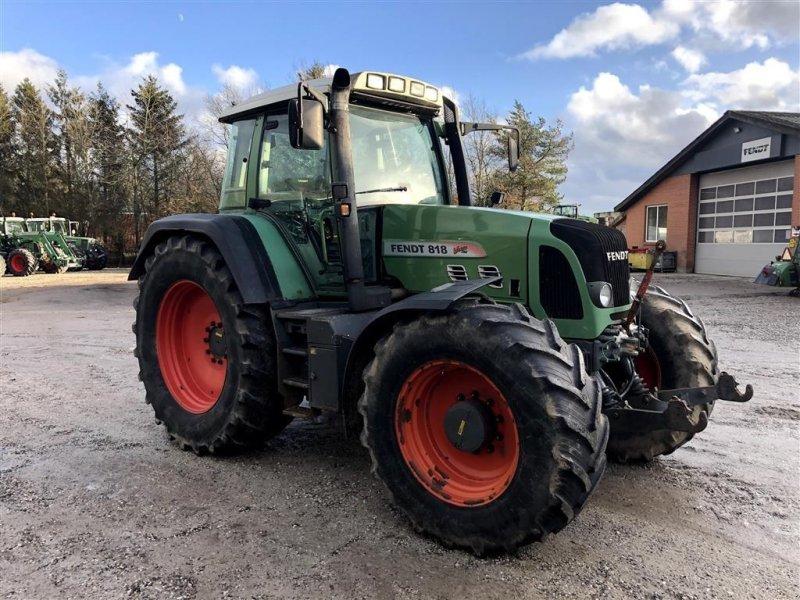 Traktor του τύπου Fendt 818 Vario, TMS, Gebrauchtmaschine σε Randers SV (Φωτογραφία 1)