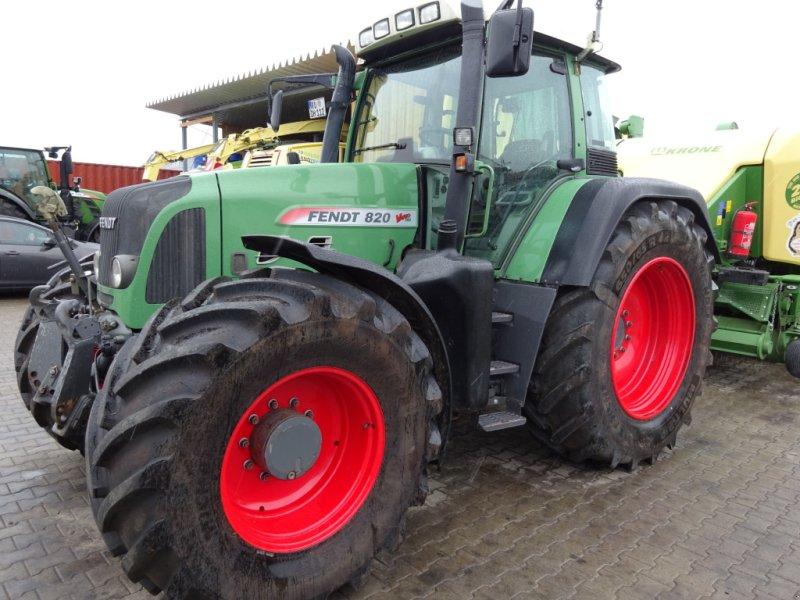 Traktor a típus Fendt 818 Vario TMS, Gebrauchtmaschine ekkor: Tuntenhausen (Kép 1)