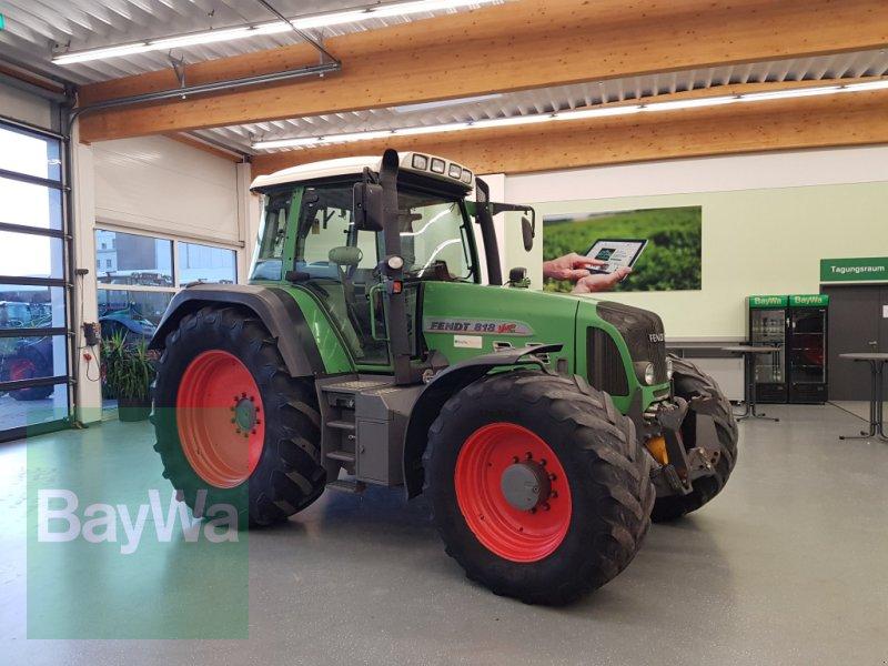 Traktor du type Fendt 818 Vario TMS, Gebrauchtmaschine en Bamberg (Photo 1)