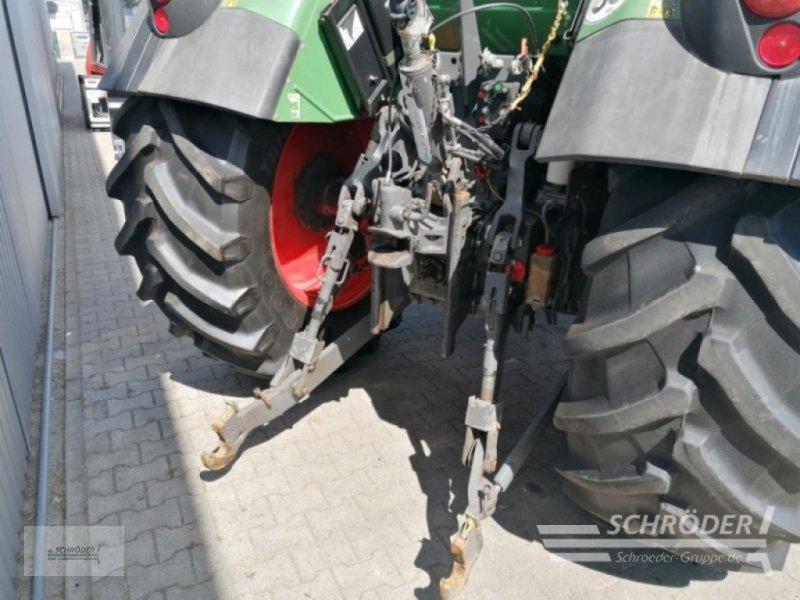 Traktor типа Fendt 818 Vario TMS, Gebrauchtmaschine в Wildeshausen (Фотография 5)