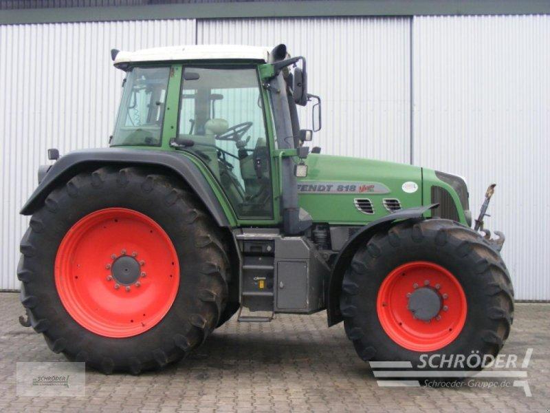 Traktor des Typs Fendt 818 Vario TMS, Gebrauchtmaschine in Lastrup (Bild 1)