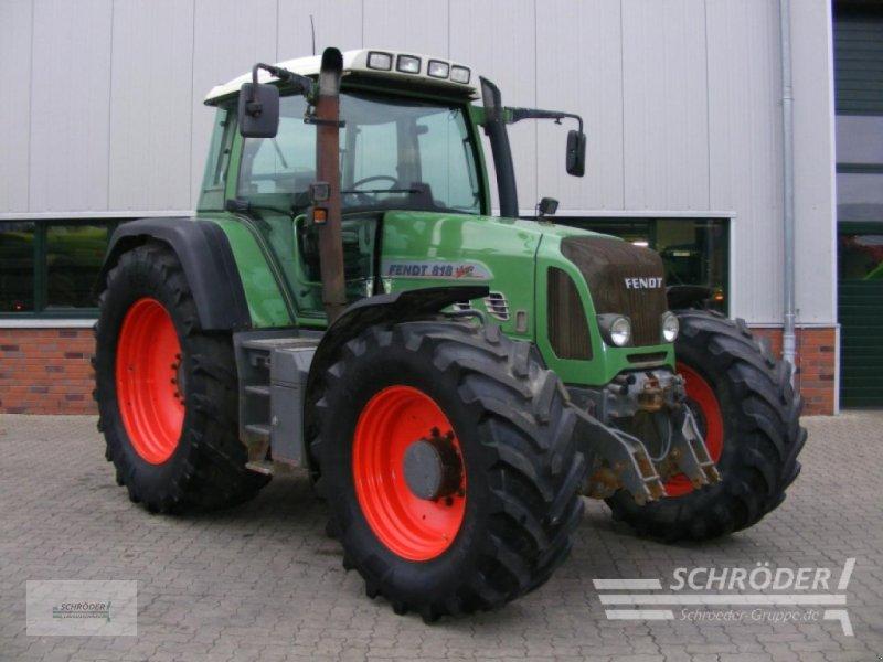 Traktor des Typs Fendt 818 Vario TMS, Gebrauchtmaschine in Völkersen (Bild 1)