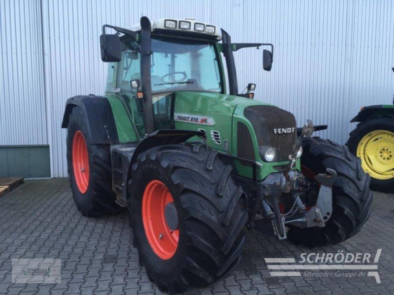 Traktor του τύπου Fendt 818 VARIO TMS, Gebrauchtmaschine σε Wildeshausen (Φωτογραφία 1)