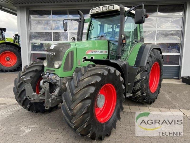 Traktor του τύπου Fendt 818 VARIO TMS, Gebrauchtmaschine σε Olfen (Φωτογραφία 1)