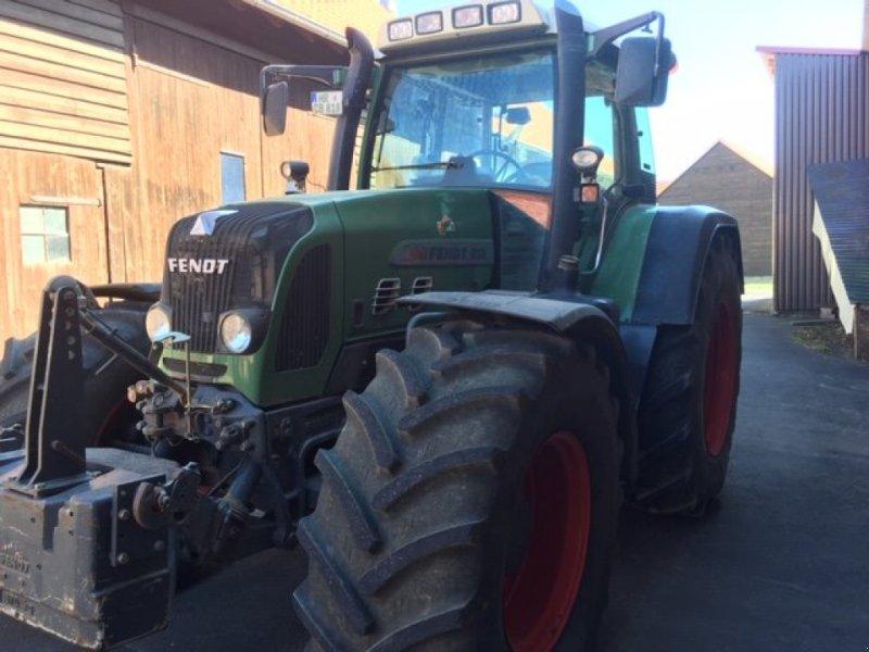 Traktor des Typs Fendt 818 Vario TMS, Gebrauchtmaschine in Homberg/Efze (Bild 1)