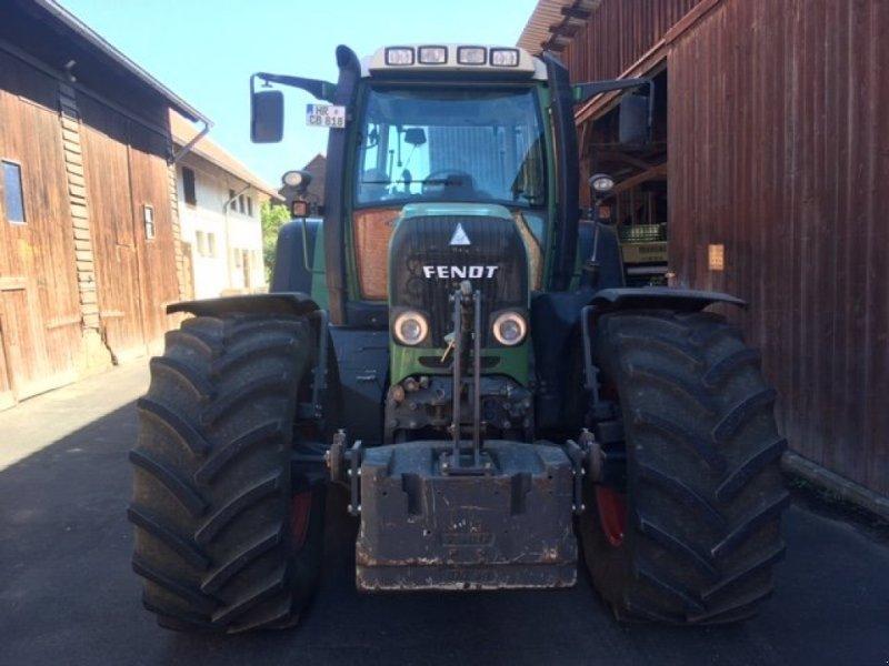 Traktor des Typs Fendt 818 Vario TMS, Gebrauchtmaschine in Homberg/Efze (Bild 3)