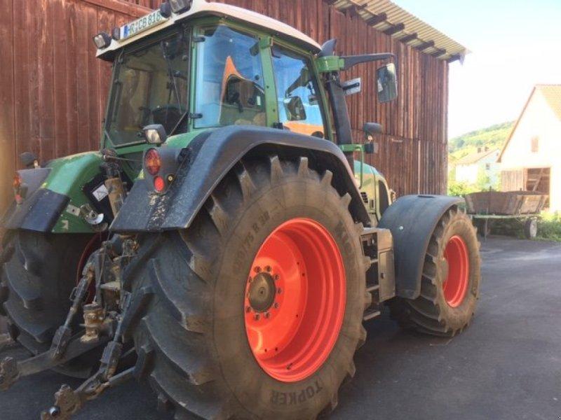 Traktor des Typs Fendt 818 Vario TMS, Gebrauchtmaschine in Homberg/Efze (Bild 6)