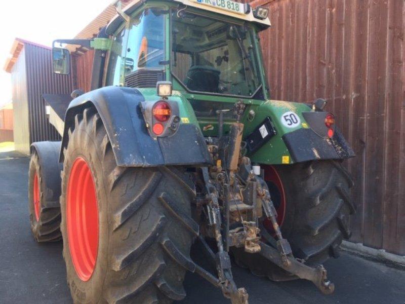 Traktor des Typs Fendt 818 Vario TMS, Gebrauchtmaschine in Homberg/Efze (Bild 7)