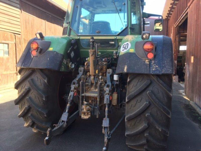 Traktor des Typs Fendt 818 Vario TMS, Gebrauchtmaschine in Homberg/Efze (Bild 8)