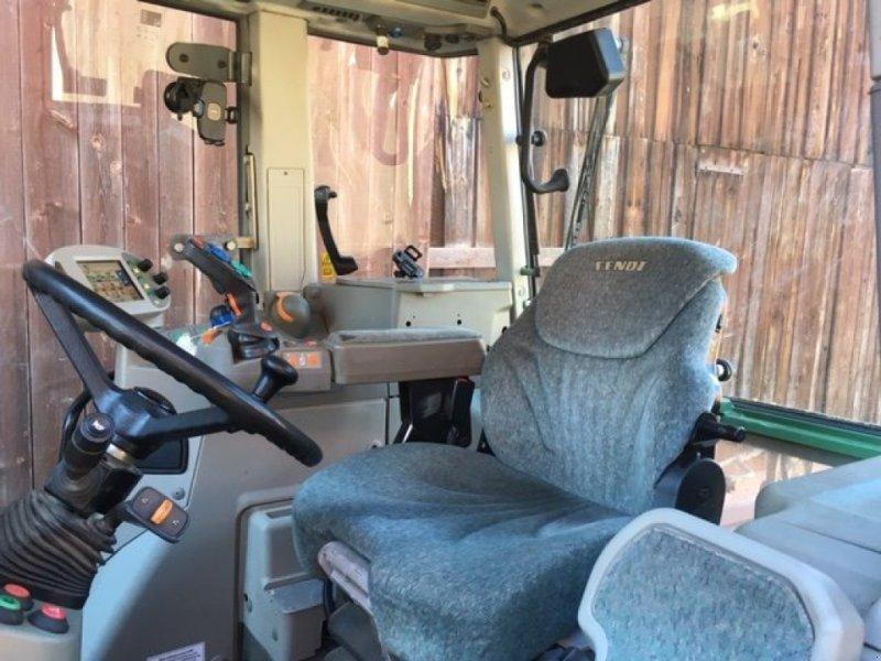 Traktor des Typs Fendt 818 Vario TMS, Gebrauchtmaschine in Homberg/Efze (Bild 9)