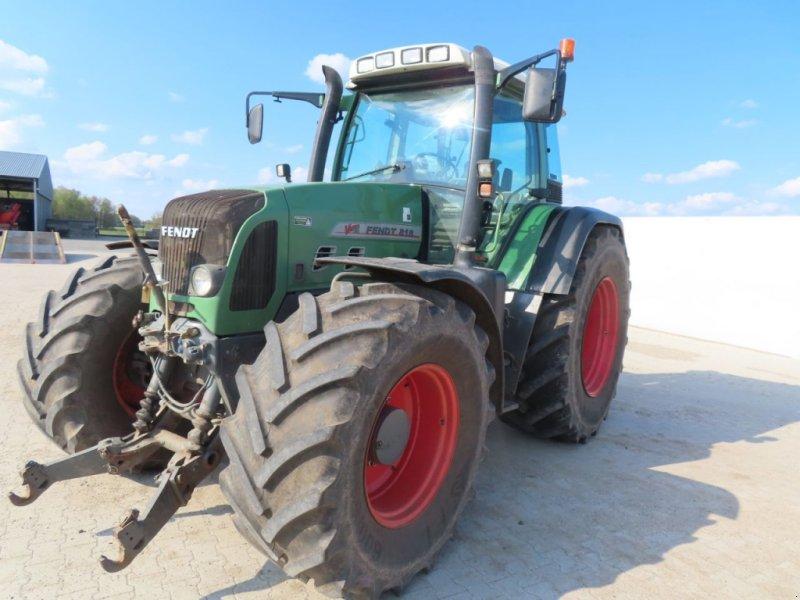 Traktor typu Fendt 818 vario, Gebrauchtmaschine w Hapert (Zdjęcie 1)