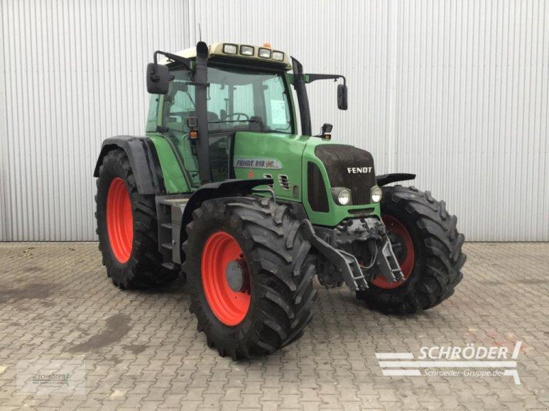 Traktor des Typs Fendt 818 VARIO, Gebrauchtmaschine in Wildeshausen (Bild 1)