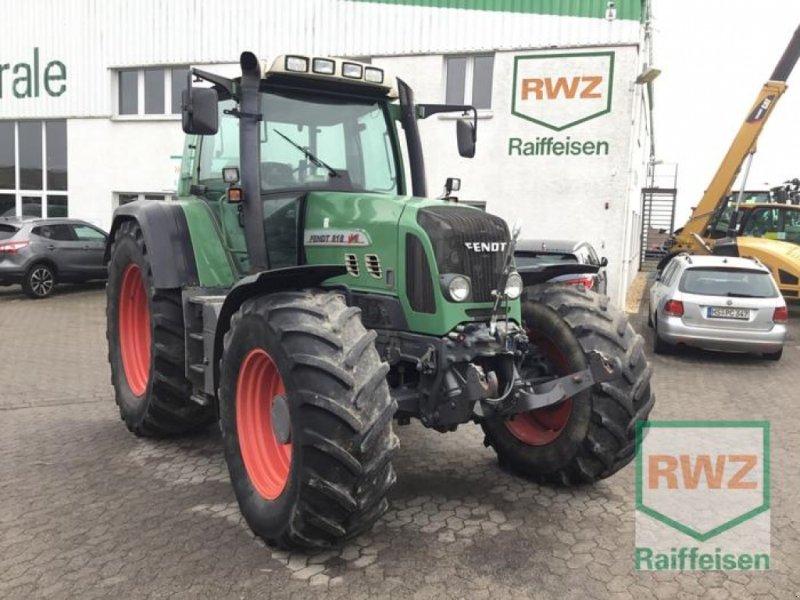 Traktor des Typs Fendt 818 Vario, Gebrauchtmaschine in Kruft (Bild 1)