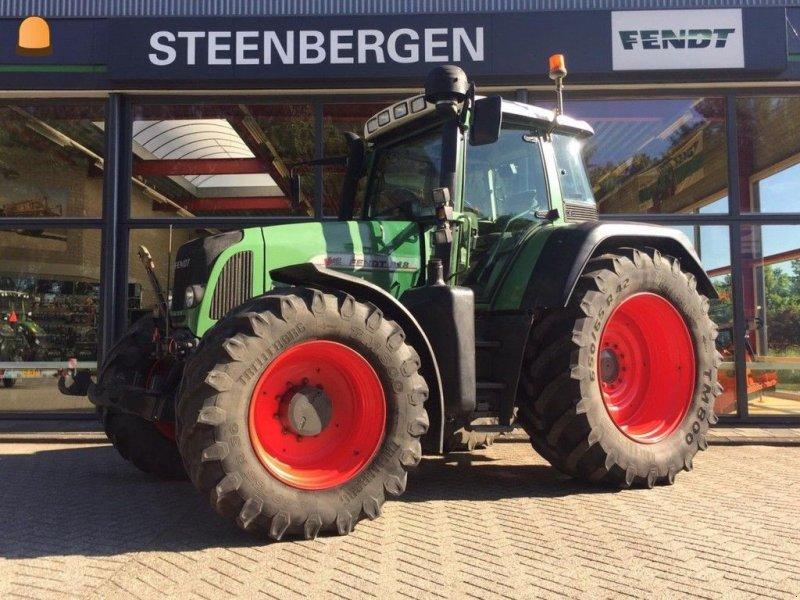 Traktor του τύπου Fendt 818, Gebrauchtmaschine σε Zoetermeer (Φωτογραφία 1)