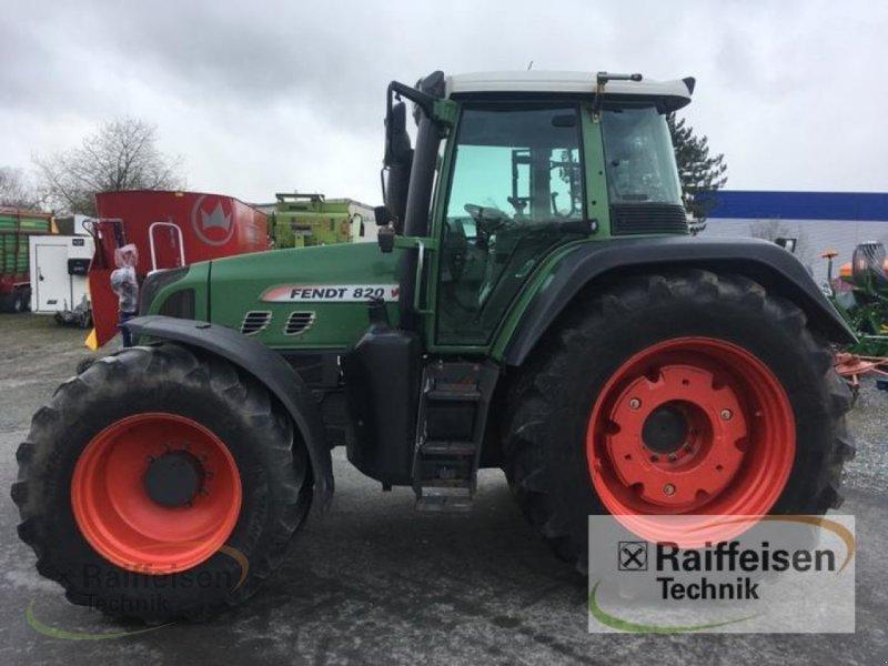 Traktor des Typs Fendt 820 TMS, Gebrauchtmaschine in Frankenberg/Eder (Bild 1)