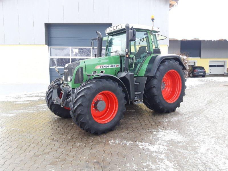 Traktor типа Fendt 820 Vario TMS 3660h, Gebrauchtmaschine в Tirschenreuth (Фотография 1)